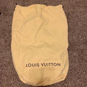 LV Suit bag Valise